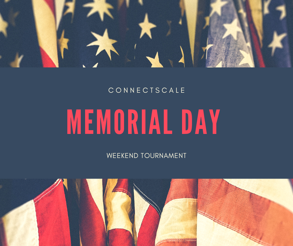 MEMORIAL DAY WEEKEND TOURNAMENT