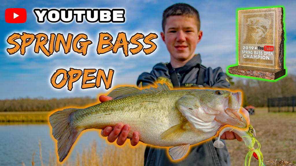 YouTube Spring Bass Open hosted by Gmoneystrong Outdoors