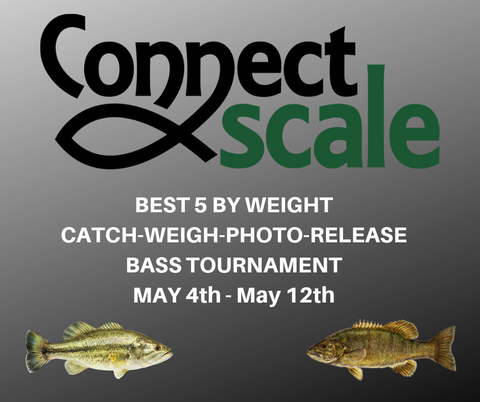 ConnectScale May Bass Tournament