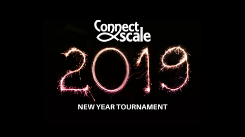 ConnectScale 2019 New Year Tournament