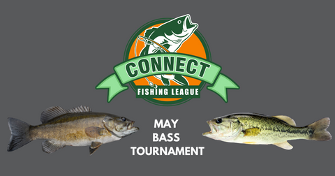 Connect Fishing League May Bass Tournament