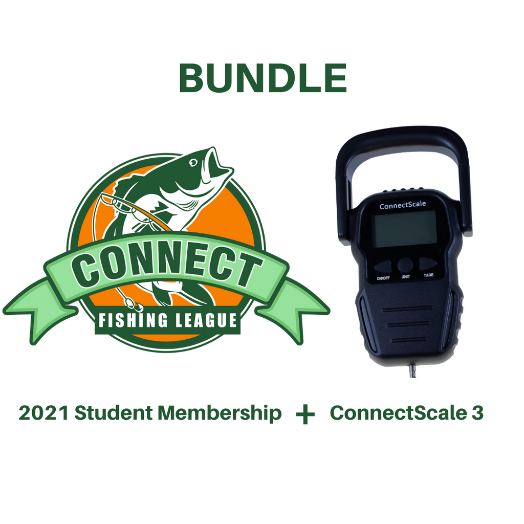 Bundle: Connect Fishing League Student Membership + ConnectScale 3