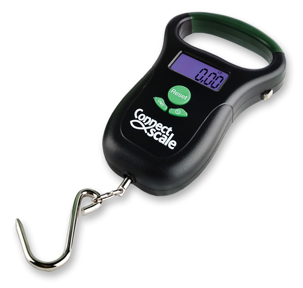 ConnectScale - Bluetooth® Smart Digital Fish Scale