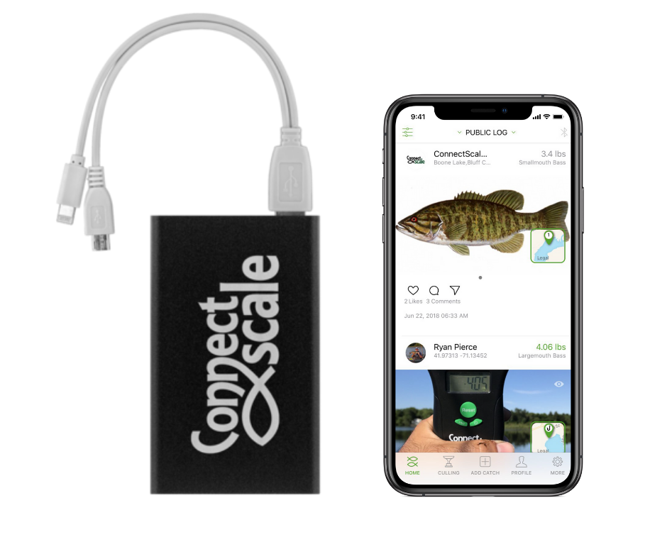 ConnectScale - Power Bank for your Mobile Device