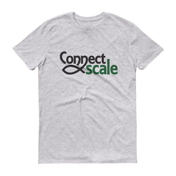 Short sleeve t-shirt - ConnectScale Logo