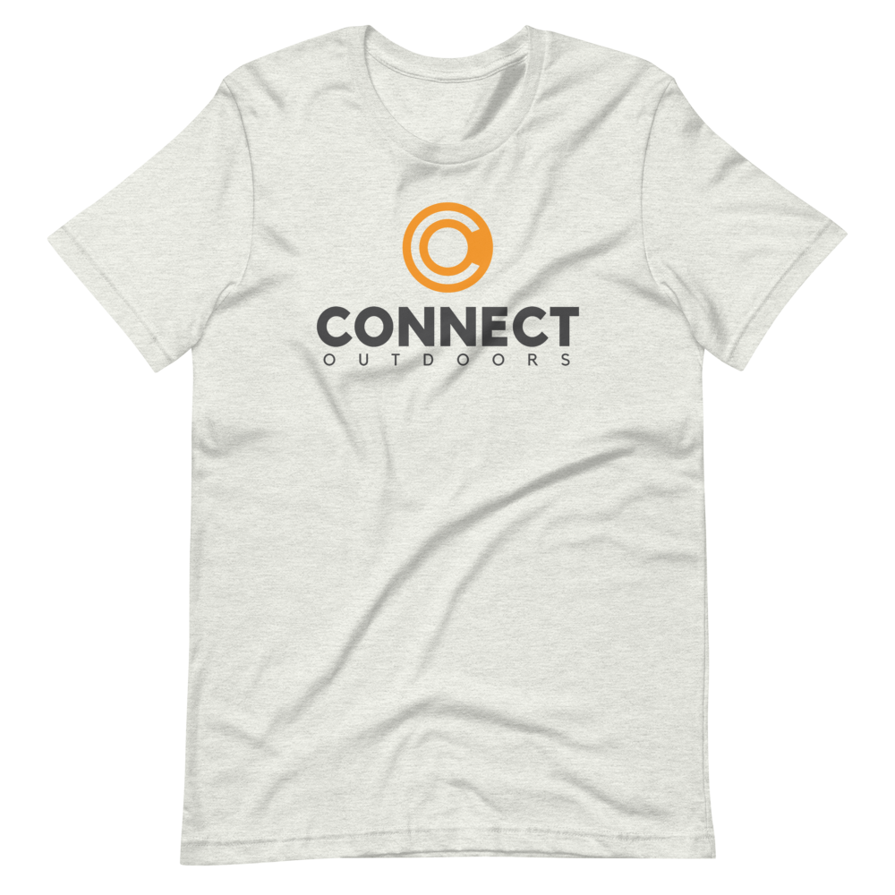 Connect Outdoors Short-Sleeve Unisex T-Shirt