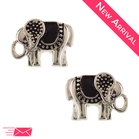 Elephant Pack Earrings - 1