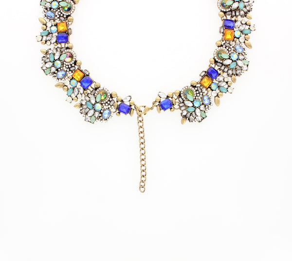 Vivian Statement Necklace - 4