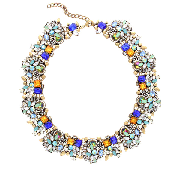 Vivian Statement Necklace - 2