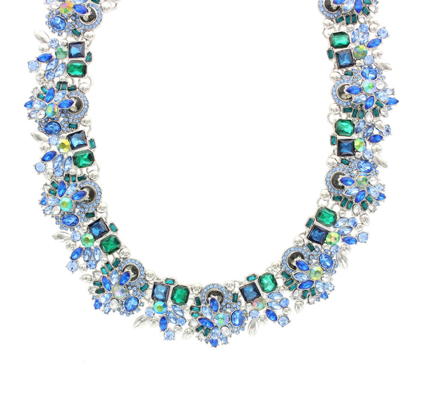 Vivian Statement Necklace - 3