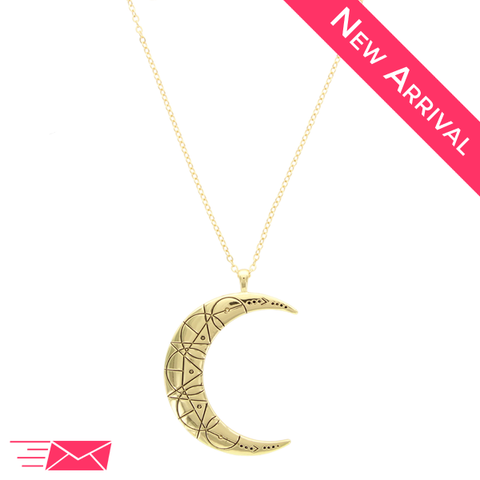 Of The Moon Necklace - 1