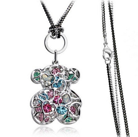 Luxury Bear Necklace - 1