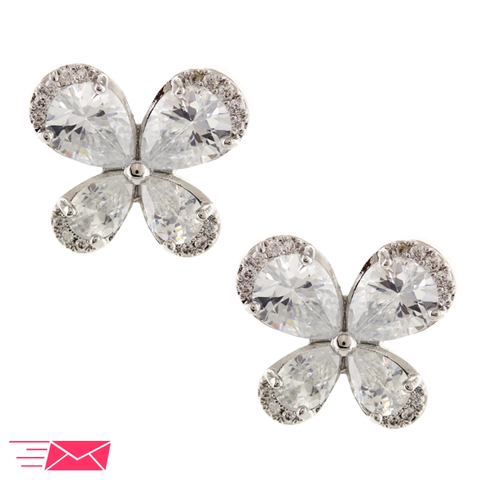 Butterfly Earrings - 1
