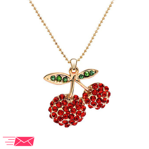 Cherry Necklace - 1