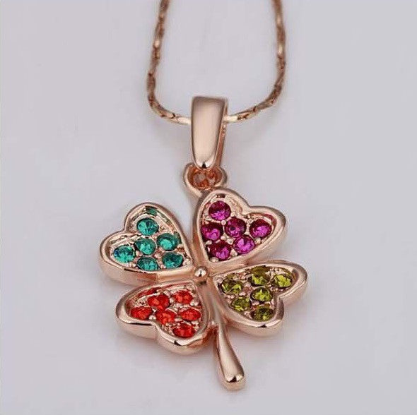 Clover Necklace - 2