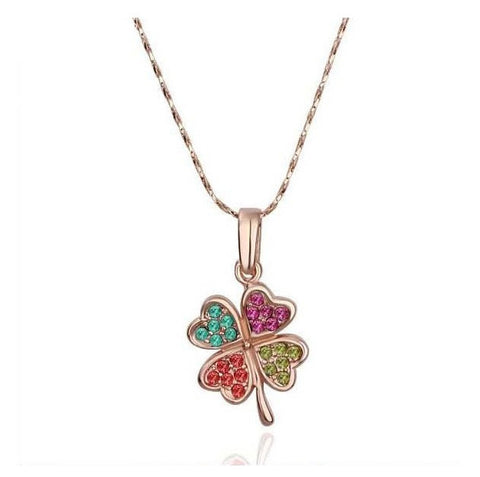 Clover Necklace - 1