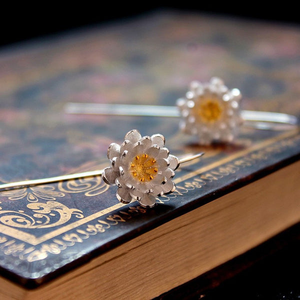 Daisy Earrings - 4