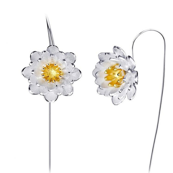Daisy Earrings - 2