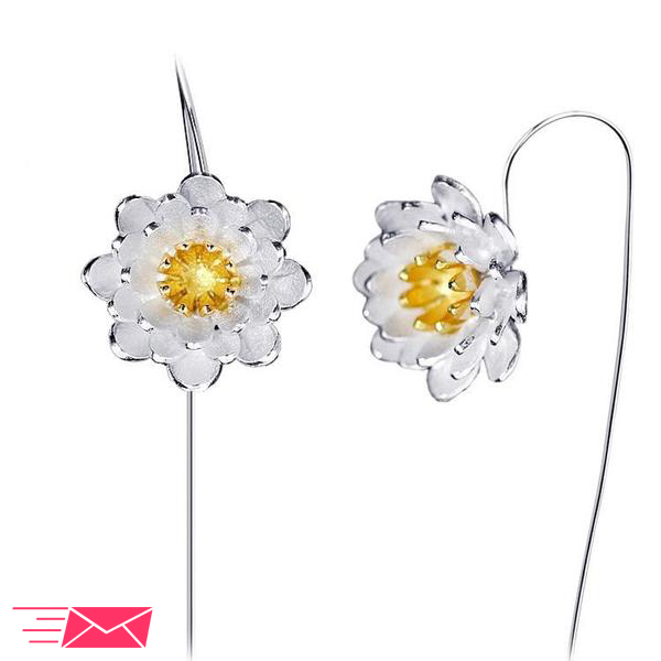 Daisy Earrings - 1