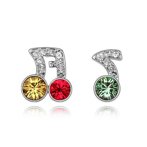 Music Earrings - 1