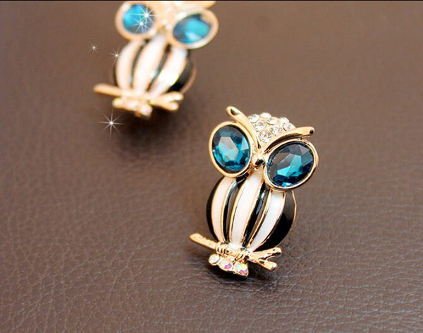 Owl Earrings - 3