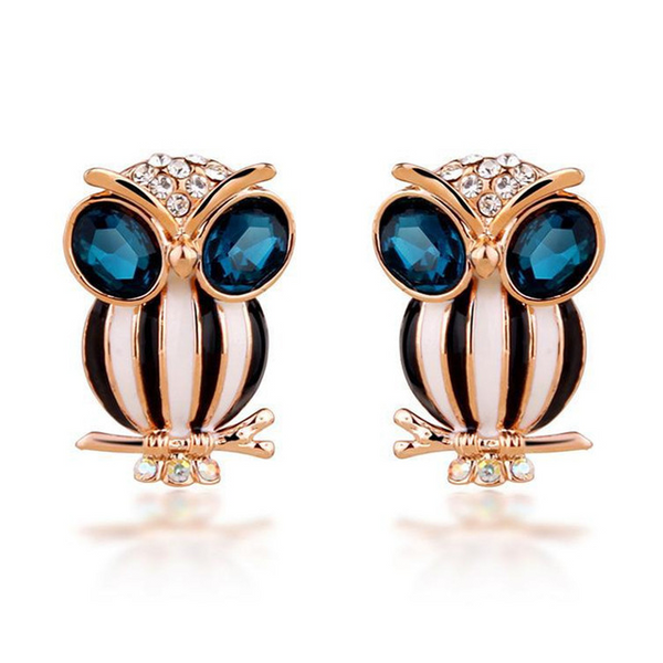 Owl Earrings - 2