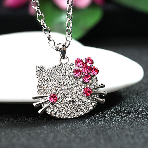 Kitty Necklace - 2