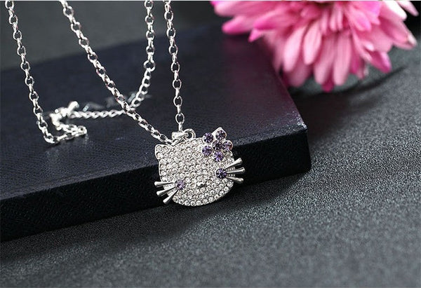 Kitty Necklace - 6