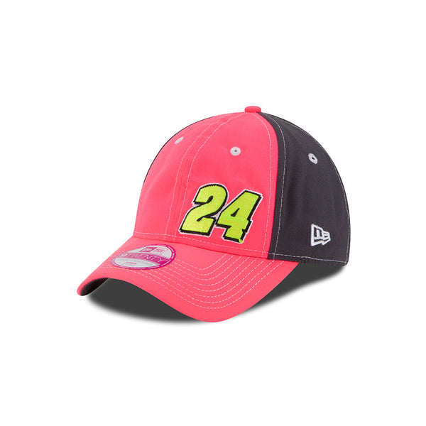 Jeff Gordon #24 New Era Ladies Signature Crew Hat