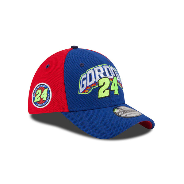 Jeff Gordon #24 New Era Enjoy the Ride Flex Hat
