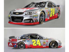 2015 Jeff Gordon 3M #24 Chevrolet 1:24 Diecast