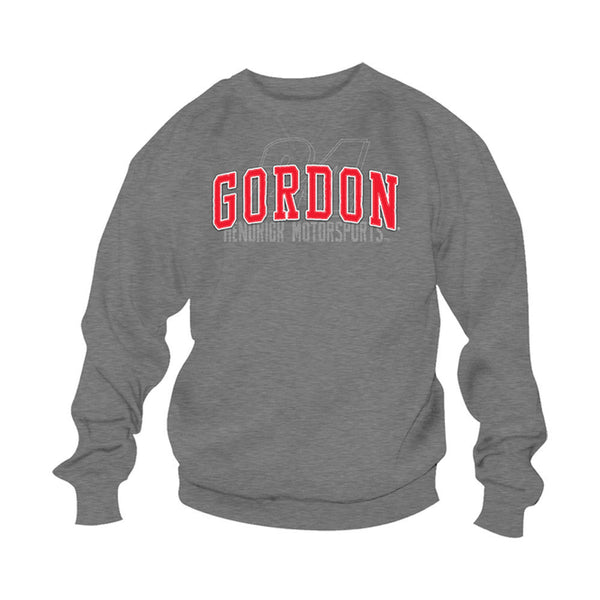 Jeff Gordon #24 Men's Crewneck Sweatshirt