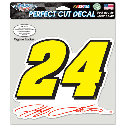 Perfect Cut Decal 8X8