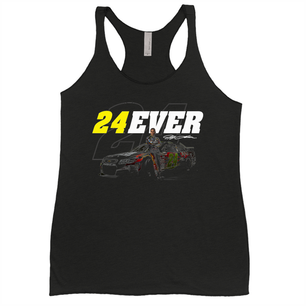 24Ever Ladies' Spotlight Racer Back Tank Top