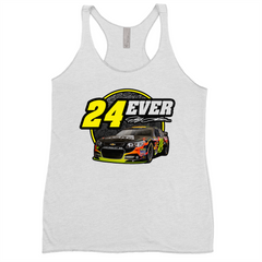 24Ever Car Logo Ladies' Tank Top