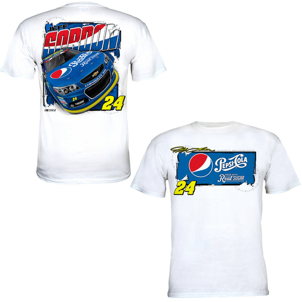 Jeff Gordon #24 Pepsi Real Sugar Tee