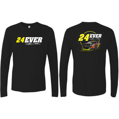 24Ever Car Logo Long Sleeve Shirt