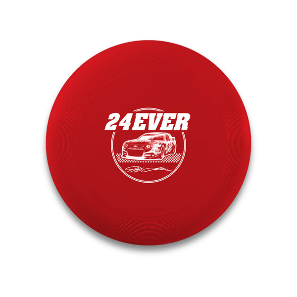 Jeff Gordon 24Ever Frisbee