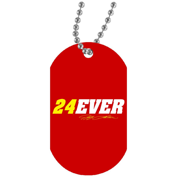 Jeff Gordon 24Ever Dog Tag