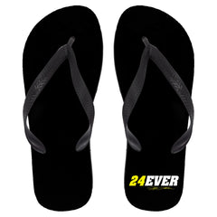 Jeff Gordon 24Ever Flip Flops - Large