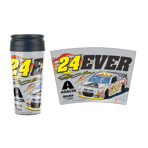 Jeff Gordon 2015 Final Ride Travel Mug