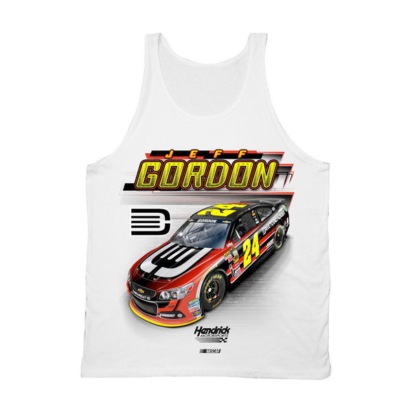 Jeff Gordon Drive to End Hunger #24 Race Tank