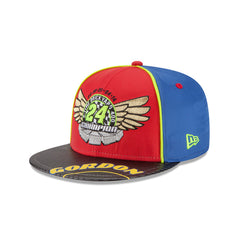 Jeff Gordon New Era #24 5X Brickyard Champ Snapback