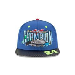 Jeff Gordon New Era #24 3X Daytona 500 Champ Snapback Cap