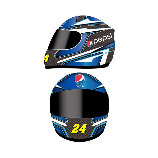 Jeff Gordon #24 Pepsi Full Size Replica Helmet
