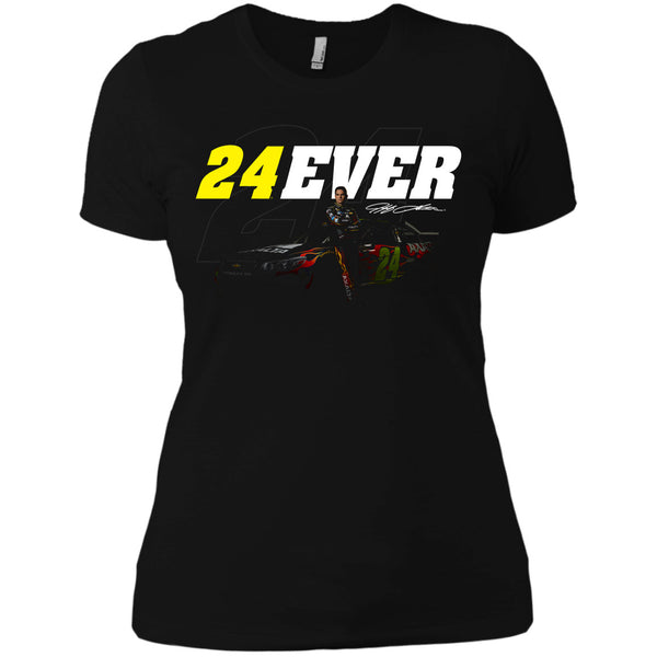 24Ever Spotlight Ladies' T-Shirt