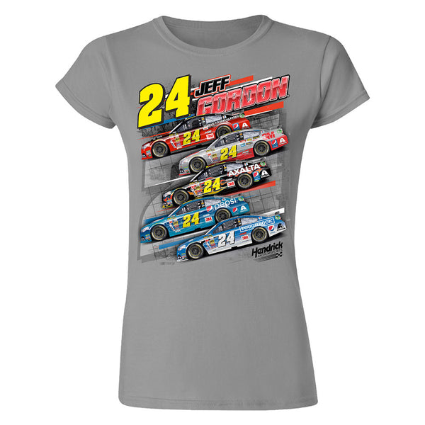 Jeff Gordon Store Exclusive Ladies Tee