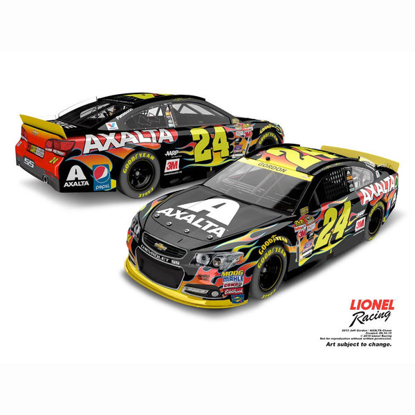 Jeff Gordon Axalta Coating Systems 2015 Chase for the Sprint Cup 1:64 DieCast
