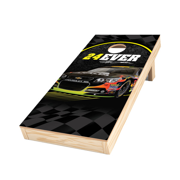 Jeff Gordon 24Ever Cornhole Set