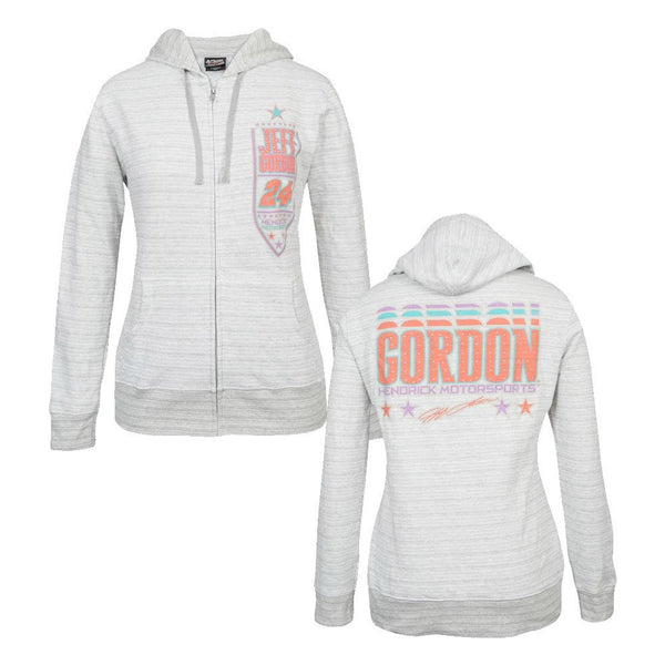 Jeff Gordon Ladies Vintage Fleece